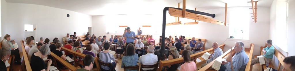 80 songs sung at the Central Ontario All-Day Sacred Harp Singing