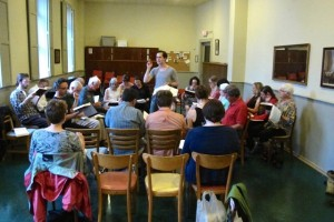 Monthly Singing June 2014